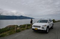 Am Turnagain-Arm