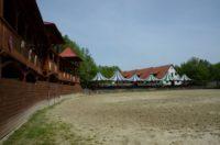 Arena für Ritterspiele in Sümeg