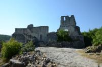 Istrien - Ruine von Dvigrad