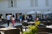 Rabac Hotel Valamar - gleich gibt's Abendessen